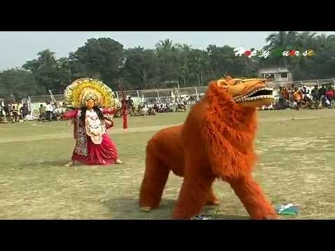 INDIAN TRADITION DANCE -Purulia Chhau Dance (Part-2)