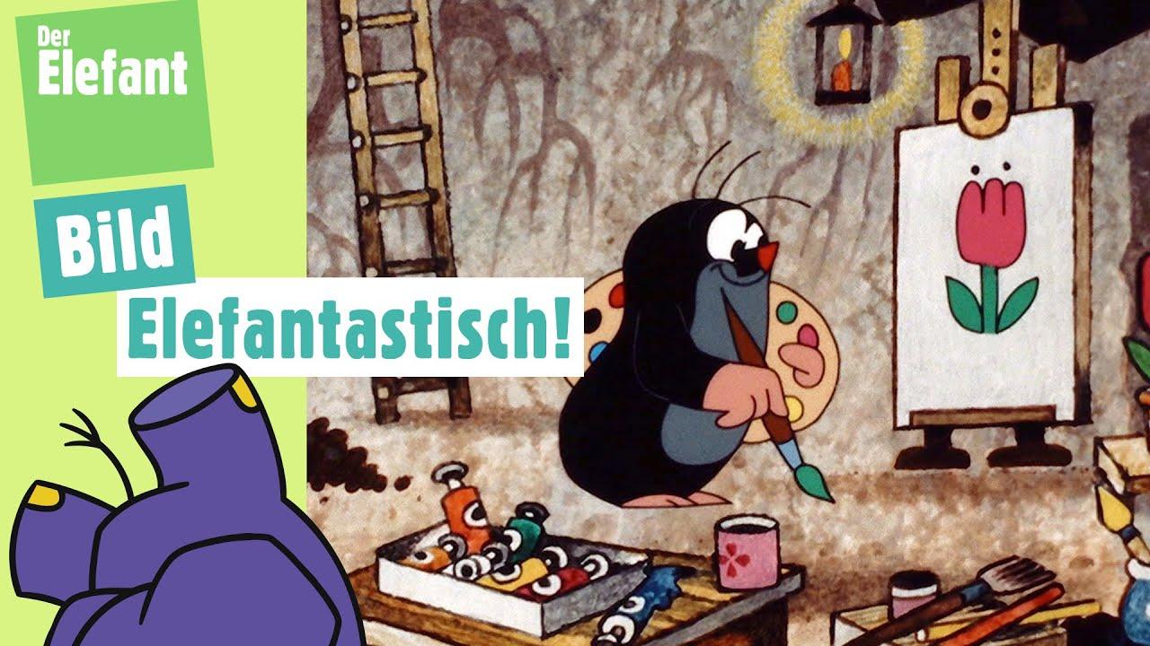 155 kleiner blauer elefant malvorlage  coloring and