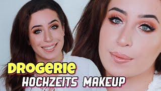 DROGERIE Makeup für die HOCHZEIT 👰🏻💘 Jolina Mennen