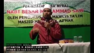 Ust. ASMAR LAMBO - Syarat Diterimanya Do'a