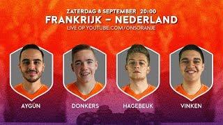 E-interland: Frankrijk - Nederland