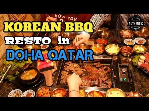 MARU KOREAN BBQ RESTAURANT | REVIEW VLOG | BEST KOREAN RESTO IN QATAR | YEAR-END DINNER WITH QTeam