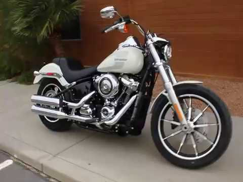 2018 Harley-Davidson Low Rider - YouTube