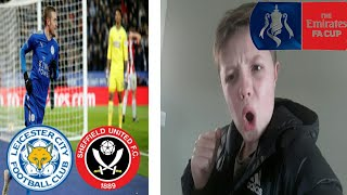 GOING TO WEMBLEY?! LEICESTER CITY VS SHEFFIELD UNITED MATCHDAY VLOG!