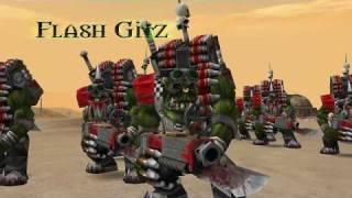 Dark Crusade - Flash Gitz