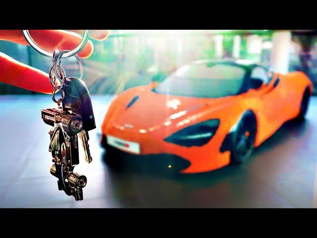 Mi Primer McLaren | En Fibra de Carbono y Naranja peero... [1+] 6T