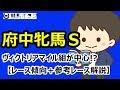【2017府中牝馬S】ヴィクトリアマイル組が中心!?(レース傾向・参考レース解説)