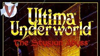 Ultima Underworld: The Stygian Abyss [Spoony - RUS RVV]
