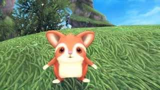 新作アニメチックファンタジーMMORPG『幻想神域 -Innocent World-』 201...