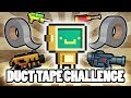Duct Tape Every Weapon - Duct Tape Challenge (Enter the Gungeon)