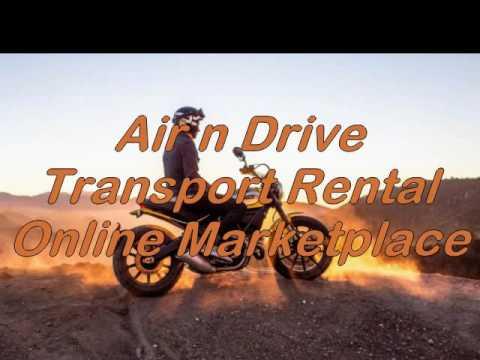 AirnDrive Transportation Rental Network Company