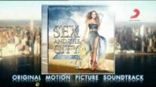 Sex And The City 2 -The Soundtrack- ~ New Zealand Promo