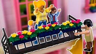 Playmobil Film   Karlchen Knack ist bei uns eingebrochen 😱  mit 👨👩👧👦  Familie Sandmann