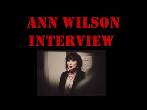 Ann Wilson Interview with Molly Mccowan in the UK (audio)