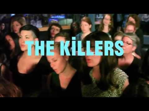 Choir! Choir! Choir! sings The Killers - Mr. Brightside