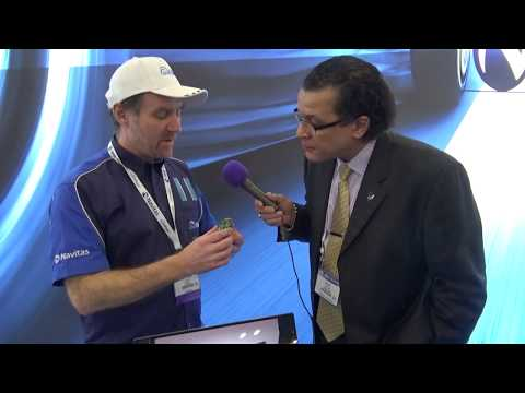 Navitas talks about their GaN power IC solution at APEC 2018