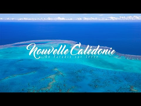 NEW CALEDONIA - Un Paradis sur Terre // JC Pieri