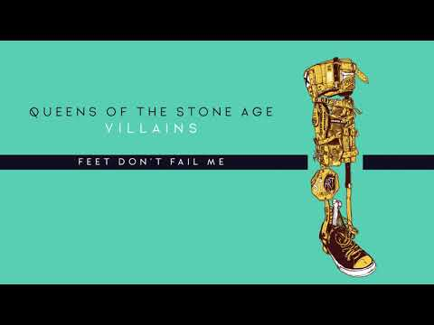 Queens of the Stone Age - Feet Don't Fail Me (Audio)