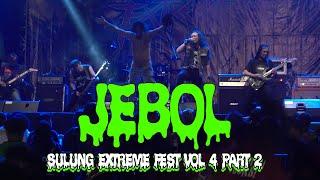 #JEBOL #MUNCRATTV - SULUNG EXTREME FEST VOL 4 at Bulungan Outdoor Jakarta PART 2