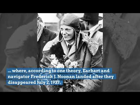 Famed URI oceanographer Robert Ballard sets out to find Amelia Earhart's plane