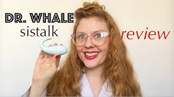 Dr Whale from Sistalk Review - An App-controlled Pelvic Floor Trainer