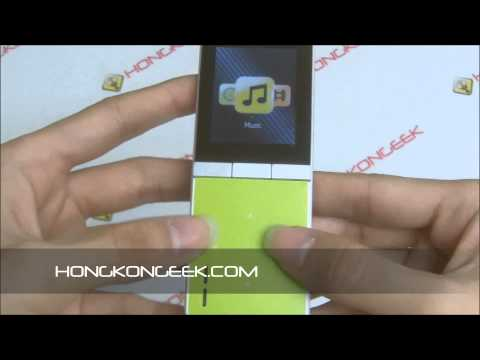- UNBOXING AND TEST - ONN W7 MP3 PLAYER