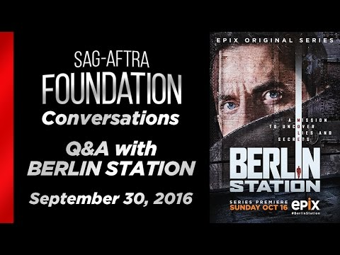 Conversations with Berlin Station