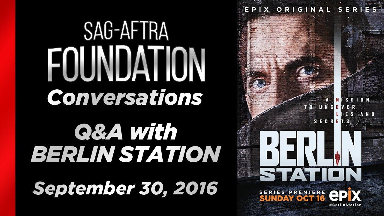 Sag Berlin conversations with berlin station