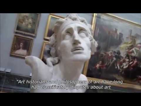 Traditional VS Contemporary Art (A documentary)