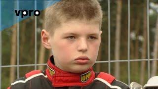 Karten met Max Verstappen 2009 (vpro Holland Sport)