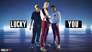 Eminem - Lucky You ft Joyner Lucas - Dance Choreography by Mikey DellaVella ft S-Rank