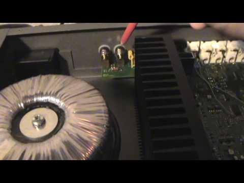 Amplifier Thule Audio IA-150B + B&W P 6 + Sansui c 2101