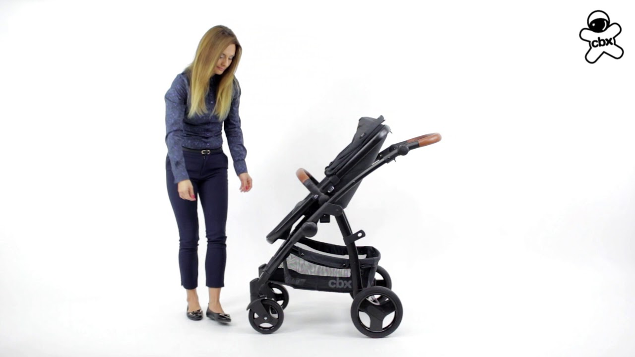 Baby Travel Systems Northern Ireland Cbx Leotie Lux 3in1 Travel System With Isofix Base Comfy Grey