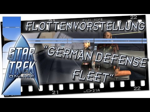 "Redshirts Spezial - Flottenvorstellung ""German Defense Fleet"""