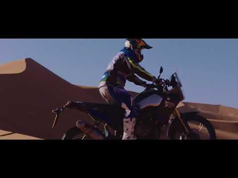 Yamaha Ténéré  World Raid   Moroccan Stage