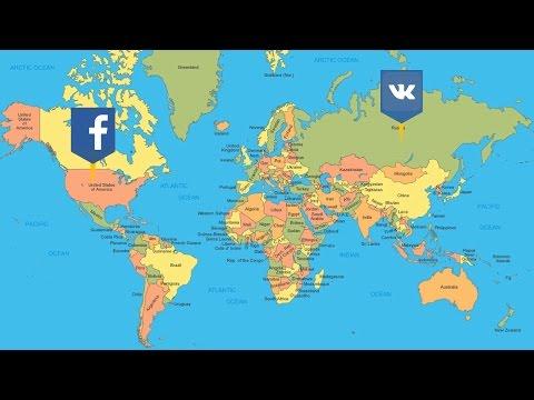 vkontakte (VK)! Le réseau social 👨👧 Russe