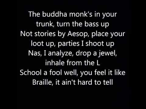 It Aint Hard to Tell - Nas + Lyrics