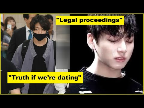 """BTS Jungkook Caught """"Dating THIS ARMY""""? BigHit Will Not Tolerate Legal Action"""