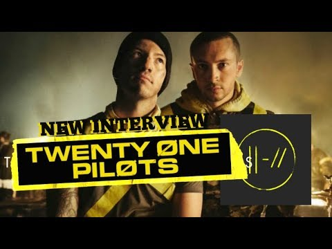 NEW! Twenty One Pilots Interview (New Album & Songs, Hiatus,...)