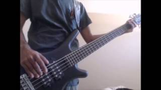 Bass Cover - Pussywhipped (Steel Panther)