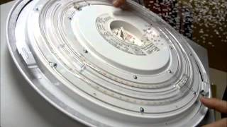 東芝LEDシーリングライトの取付 thumbnail