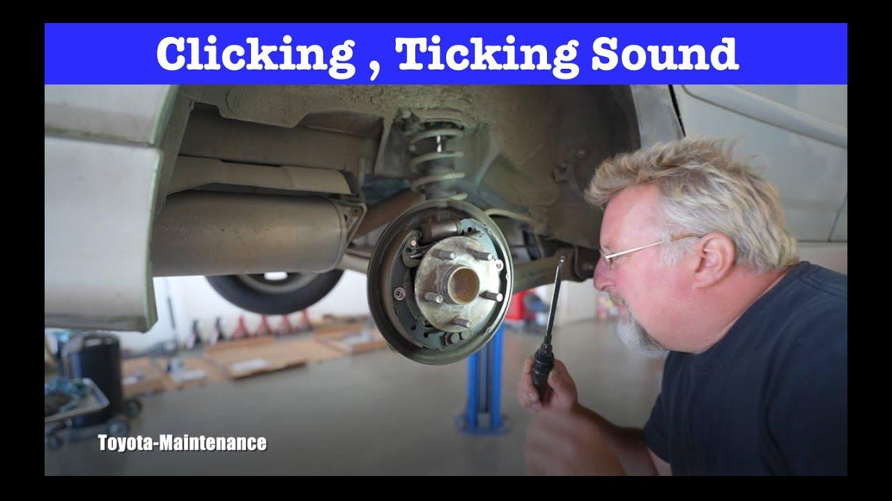 Bad wheel bearing?
