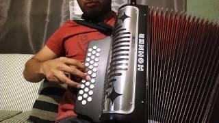 el amor de su vida julion alvarez instruccional acordeon tutorial sencillito