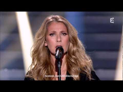 Celine Dion - Ne Me Quitte Pas (Simplement pour un soir - France 2 - 12/1/13) (HD)
