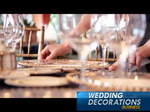 How To Start A Wedding Decorations Business Youtube