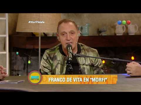 Franco de Vita canta
