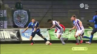 Újpest – MTK 1-1 21. forduló