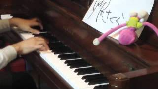 「千本桜」を弾いてみた【ピアノ】
