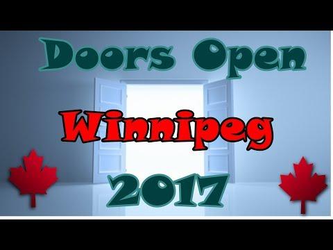 Doors Open Winnipeg - 2017