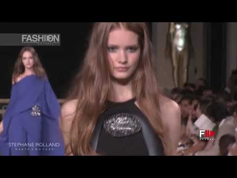 STEPHANE ROLLAND  Fall Winter 2010-11 Haute Couture Paris - Fashion Channel